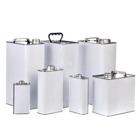 Metal Jerry Cans