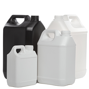 Plastic Non-Stackable Jerry Cans