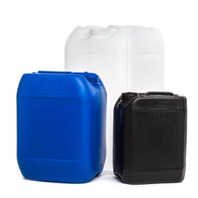 Plastic Stackable Jerry cans