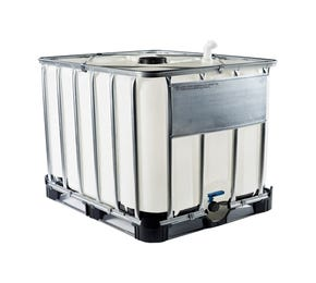 1000 L Plastic Natural IBC
