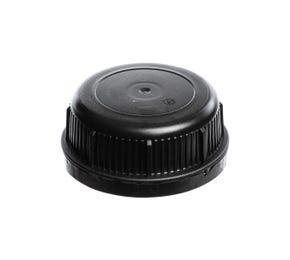 60mm Black Plastic Tamper Evident Airopak Closure