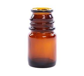 15 ML Amber Glass Bottle