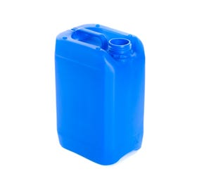 6 L Plastic Blue Stackable UN Approved Jerry Can