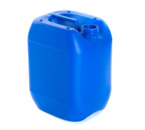10 L Plastic Blue Stackable UN Approved Jerry Can