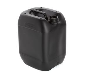 10 L Plastic Black Stackable UN Approved Jerry Can