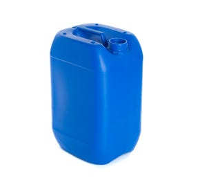 12.5 L Plastic Blue Stackable UN Approved Jerry Can