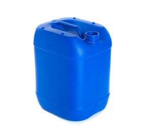 20L Plastic Blue Stackable UN Approved Jerry Can