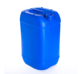 25L Plastic Blue Stackable UN Approved Jerry Can