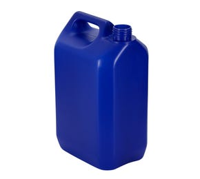 5 L Plastic Blue Jerry Can