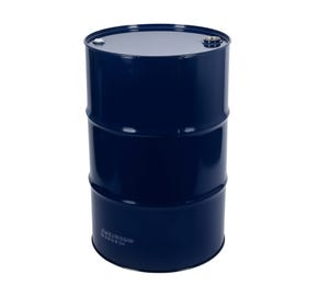 210 L Steel Blue Lacquered Tighthead Drum UN with 2inch & 3/4inch Bung