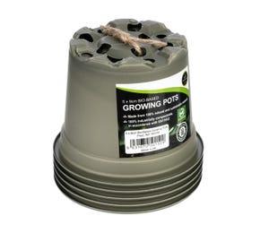 9cm Biodegradable Plant Pots (5 pk)