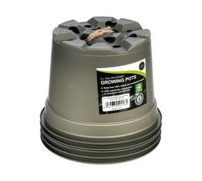 13cm Biodegradable Plant Pots (5 pk)