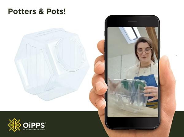 Potters & Pots!